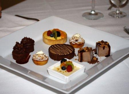 gracie's desserts